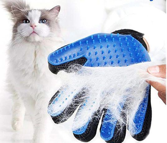Luva para animais de estimação | escova para animais |