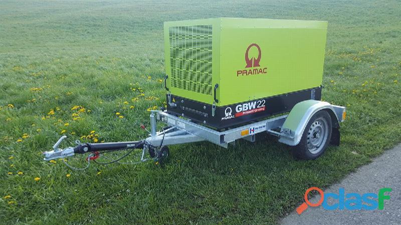 Gerador Pramac GBW22P