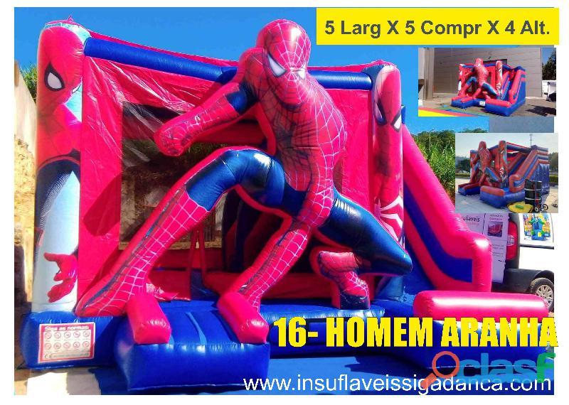 Insuflável Homem Aranha