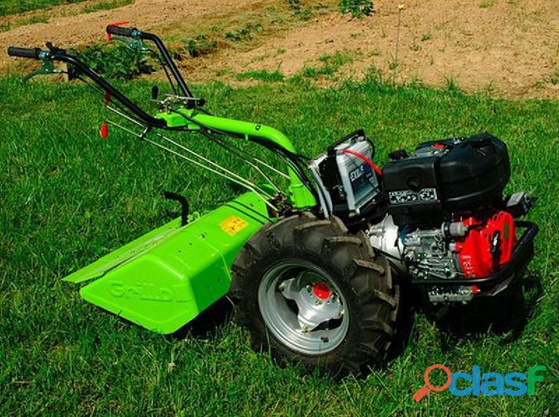 Motocultivador Grillo 131 + Fresa de 85cm