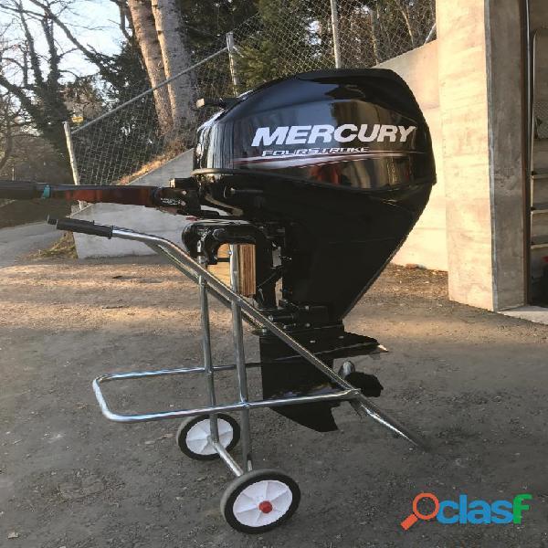 Motor Mercury F 25 E EFI 4 Tempos