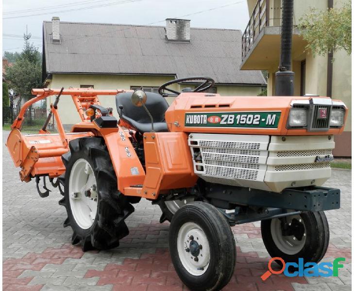 Trator Kubota ZB1502 M