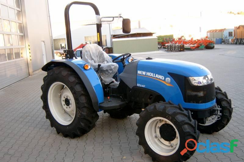 Trator New Holland TD3.50