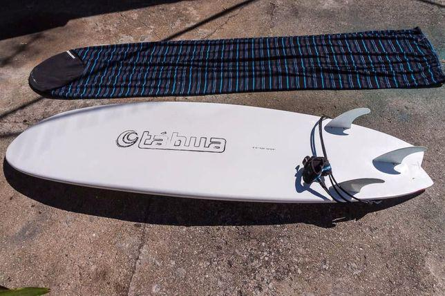 Equipamento surf completo rip curl, tábua, madness, deeply