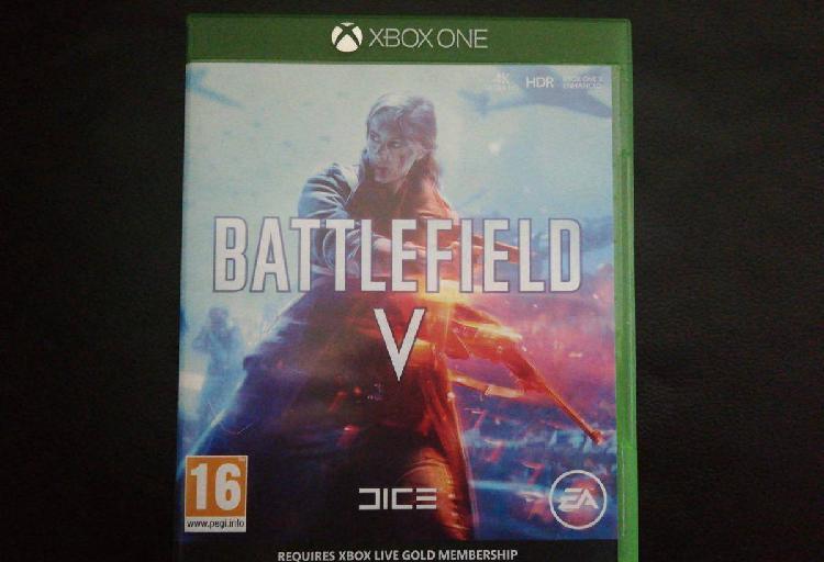 Battlefield v xbox one/series x s