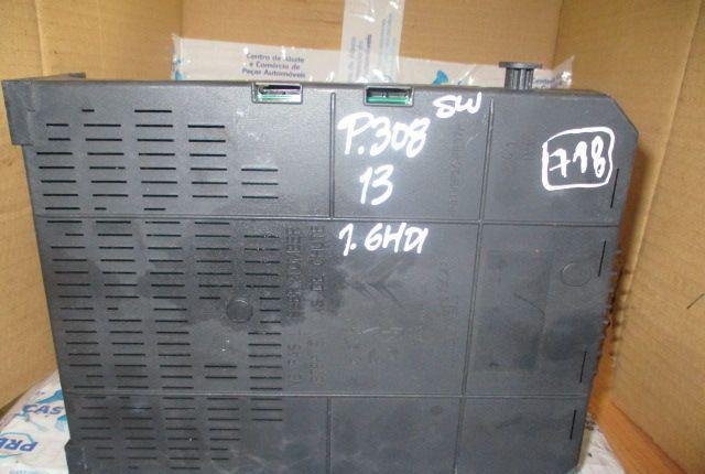 Caixa fusiveis k0500160213 peugeot 308 sw 2013 1.6hdi
