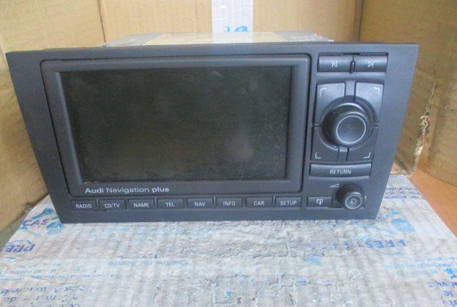 Radio cd /tv 4b0035192p audi a6 sw 2003 original audi