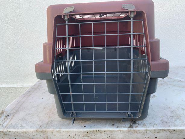 Caixa transportadora gato ou cão pequeno