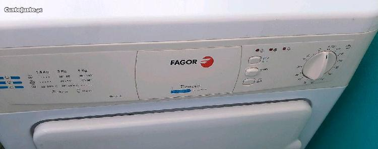 Máquina secar roupa da fagor