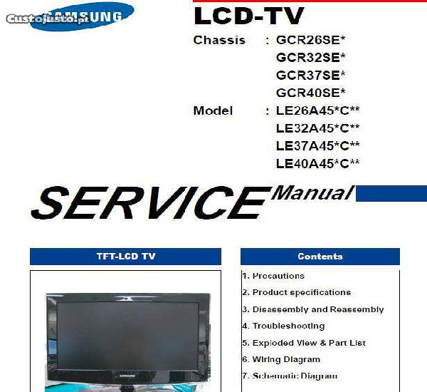 Esquemas electricos tv motherboard portatil
