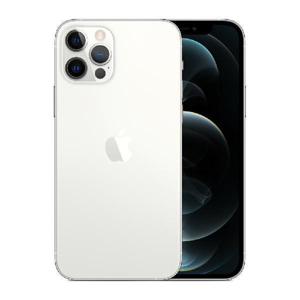 Smartphone iphone 12 pro 6.1'' 256gb (prateado) - apple