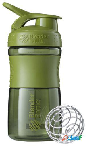 Blender bottle sportmixer moss green 590 ml 590 ml