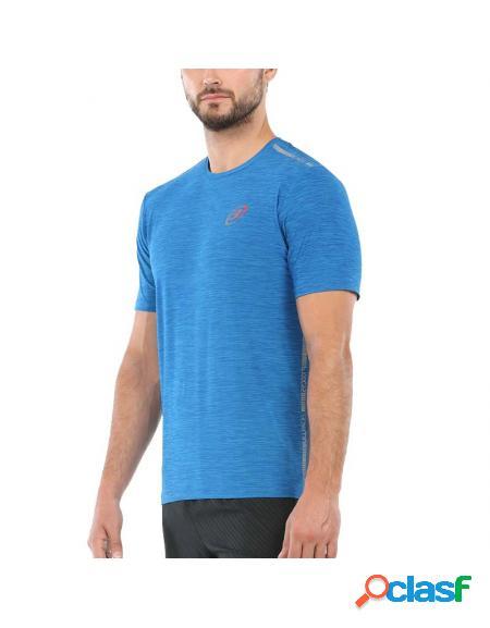 Camiseta bullpadel urrea 2020 azul - roupa padel bullpadel