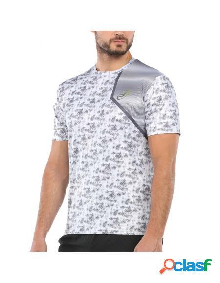 Camisa cinza bullpadel uriarte 2020 - roupa padel bullpadel