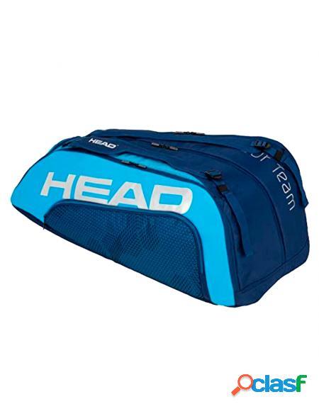 Head 12r tour team monstercombi blue - mochilas de padel head