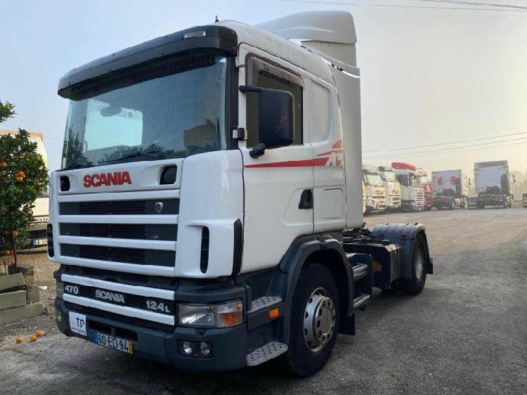 Scania l 124l470 para venda - portugal