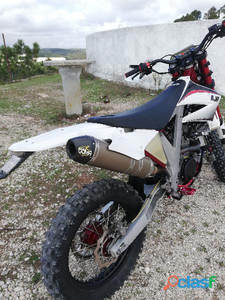 Ajp pr 5 extreme 250cc 2014 2