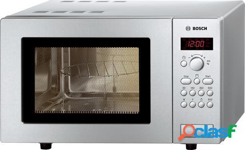 Bosch HMT75G451 microondas Countertop (placement) 17 l 800 W Prateado
