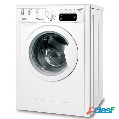 Indesit IWDE7125 máquina de lavar Independente Carregamento frontal Branco 7 kg 1200 RPM