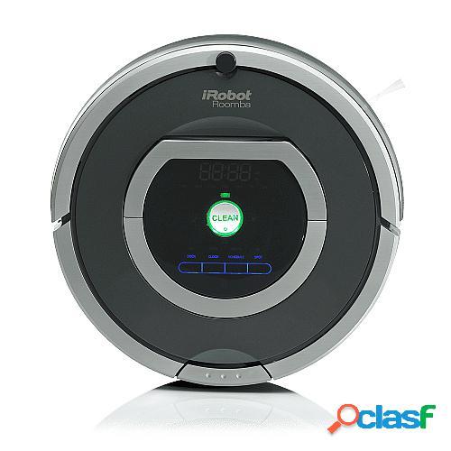 iRobot Roomba 780 robô aspirador Sem bolsa Preto, Cinzento