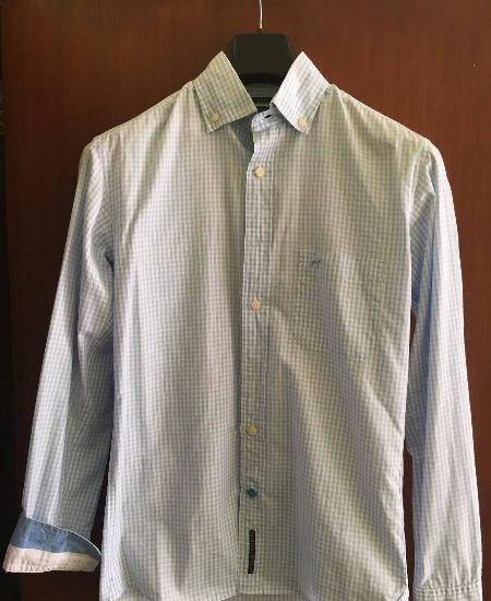 Camisa sacoor/lion of porsche/levis/pepe jeans