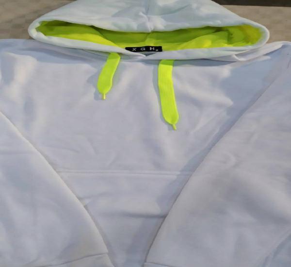 Camisola polar xgh tamanho m