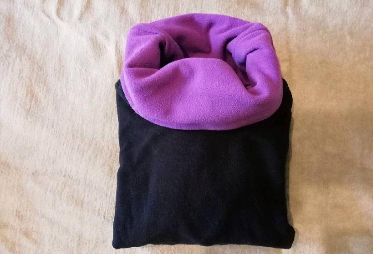 Camisola polar gola