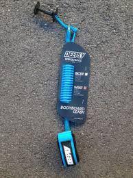 Leash/chop para bodyboard