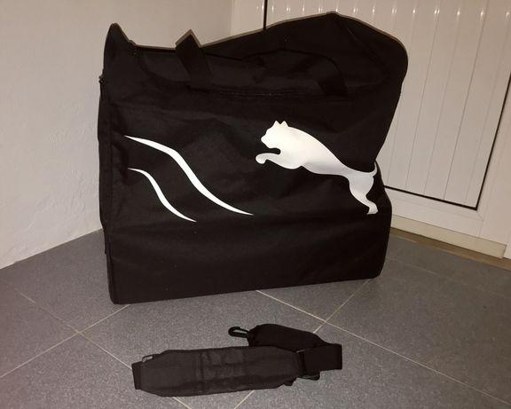 Saco / mala de desporto puma novo