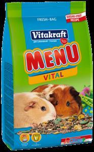 Vitakraft menu aroma cobaias 1 kg
