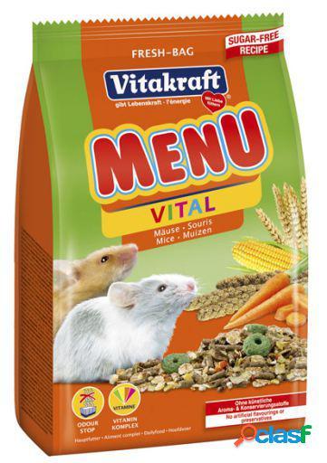 Vitakraft menu de rato vital 400gr 400 gr