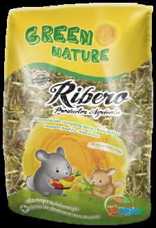 Ribero chinchilas verdes da natureza 500 gr