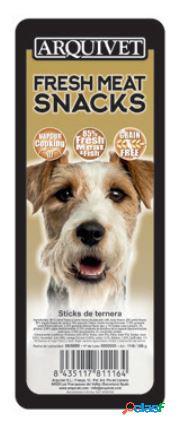 """Arquivet snacks para cães de carne fresca """"sticks"""" de vitela 500 g"""