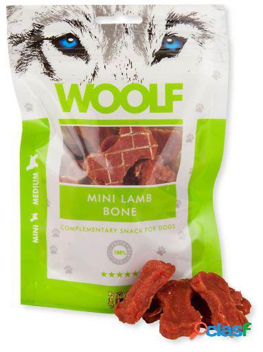 Woolf mini lamb huesitos 100 gr