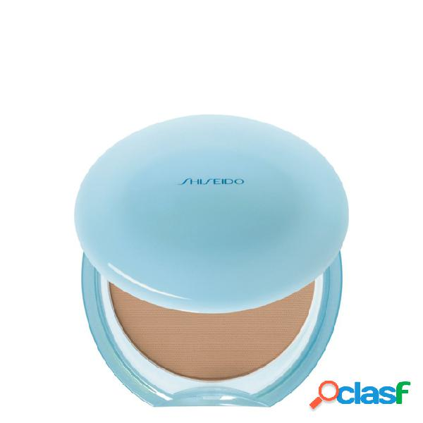 Shiseido pureness matifying pó compacto matificante cor 50 deep ivory 11 gr