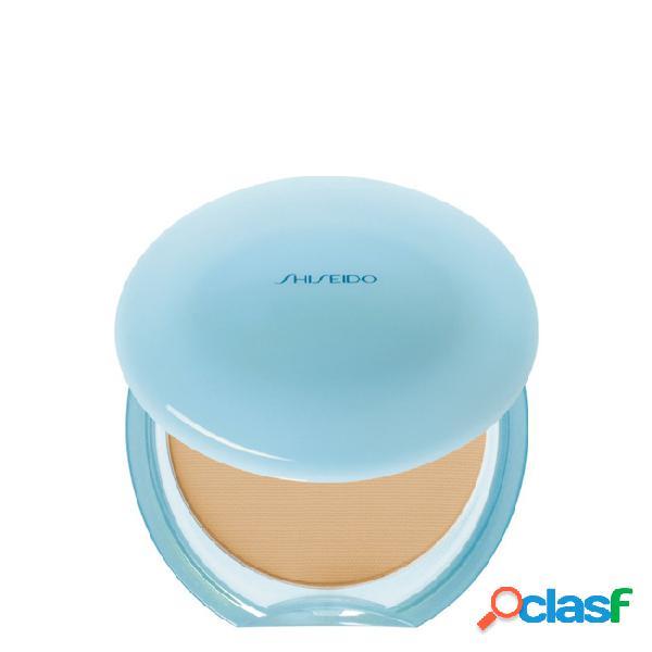 Shiseido pureness matifying pó compacto matificante cor 20 light beige 11 gr