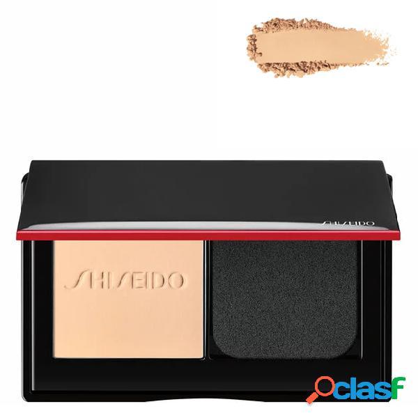 Shiseido synchro skin foundation base em pó compacto cor 130 opal 9 gr