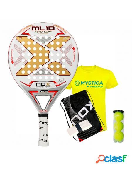 Nox ML 10 Pro Cup - Pás NOX