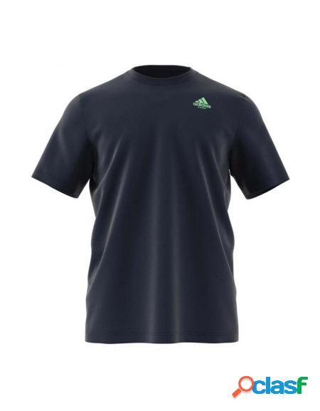 Camiseta adidas illustrati 2020 - adidas padel roupas