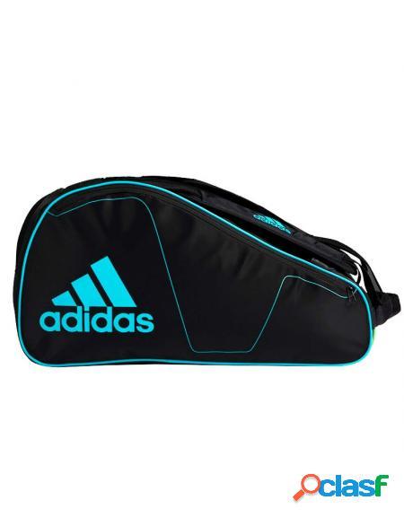 Paletero adidas tour 2.0 amarillo/azul - mochilas de padel adidas