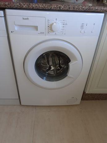 Máquina lavar roupa (1 mês uso) garantia até 23/02/2022