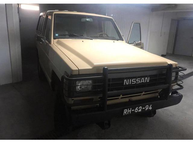 Nissan patrol 330