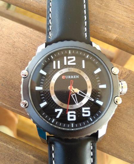 Relógio masculino - curren