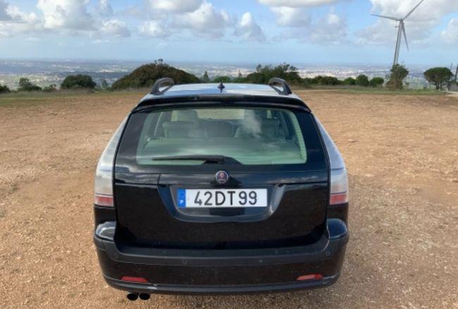 Saab 9-3 sport hatch 1.9tid lin-sport