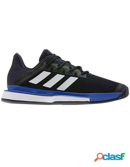 Zapatillas Adidas Solematch Bounce M Cla - Sapatos Adidas Padel