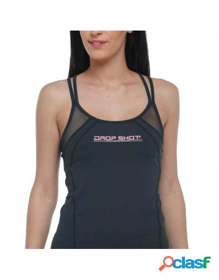 Drop shot sapphire t-shirt 2020 - drop shot padel roupas