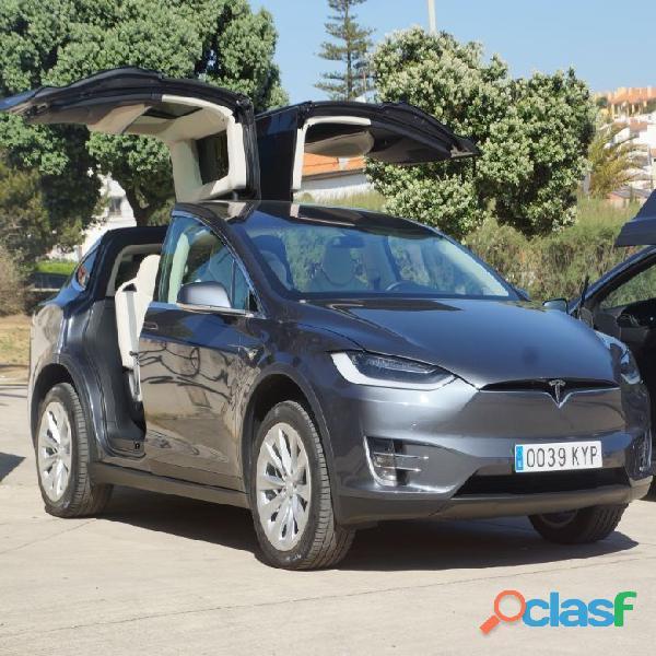 Tesla model x 75d   deduz iva! cpo, 7 seats 30500 eur