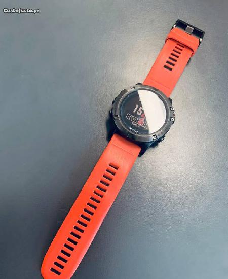 Relógio garmin fénix 5x