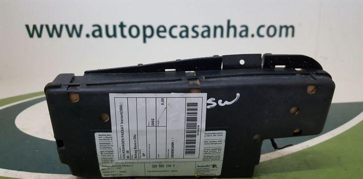 Airbag banco dto volkswagen passat variant (3b6)