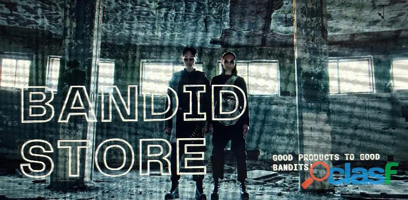 Bandid Store online sails
